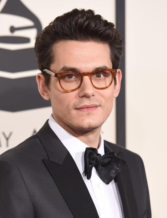 John Mayer dropped out of college
