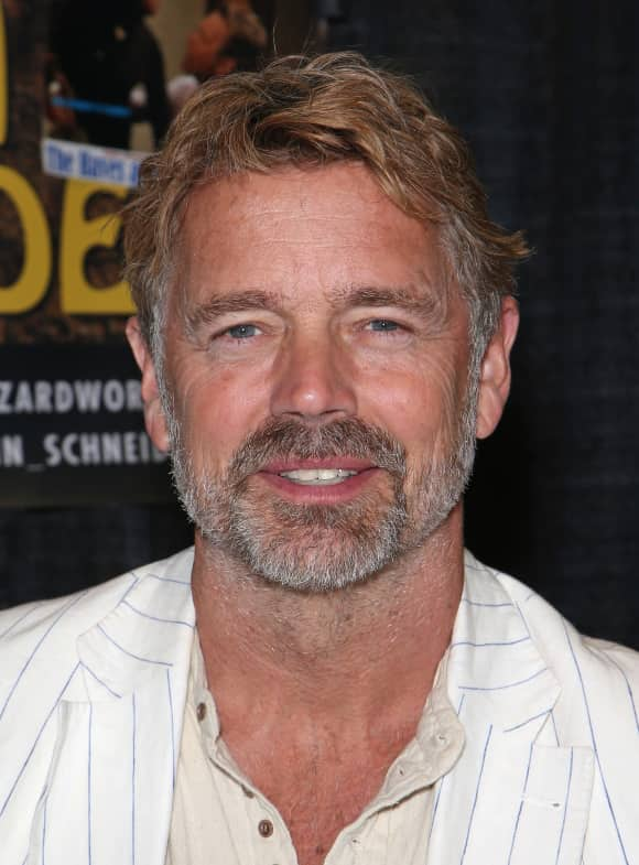 """The Dukes of Hazzard"" star John Schneider"