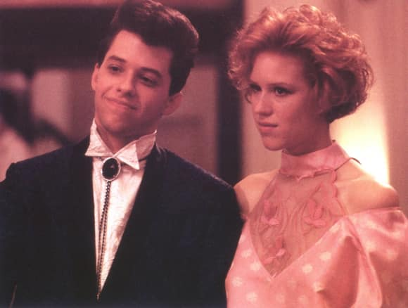 Pretty in Pink was orginally meant to have an entirely different ending