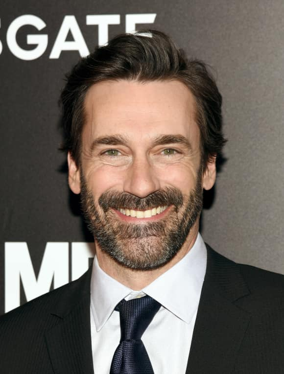"Jon Hamm alias ""Don Draper"" in ""Mad Men"""