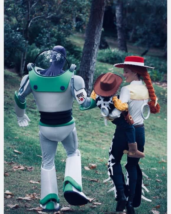 Justin Timberlake Jessica Biel Halloween Verkleidung