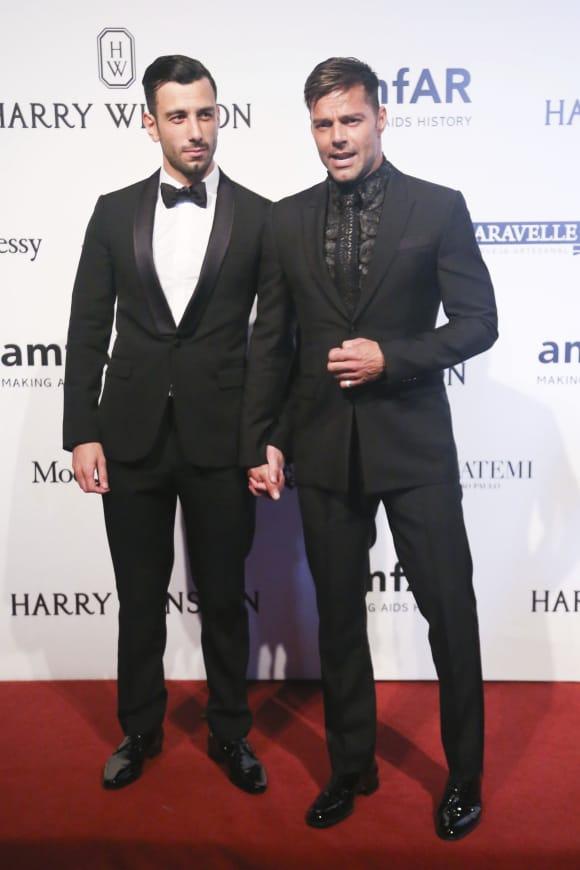 Jwan Yosef und Ricky Martin sind ein Paar