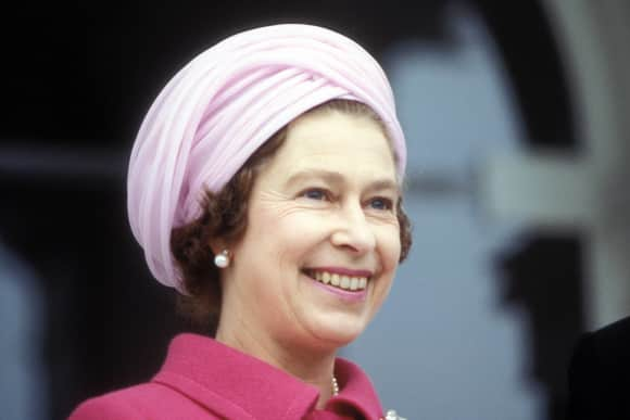 Queen Elizabeth II in 1978
