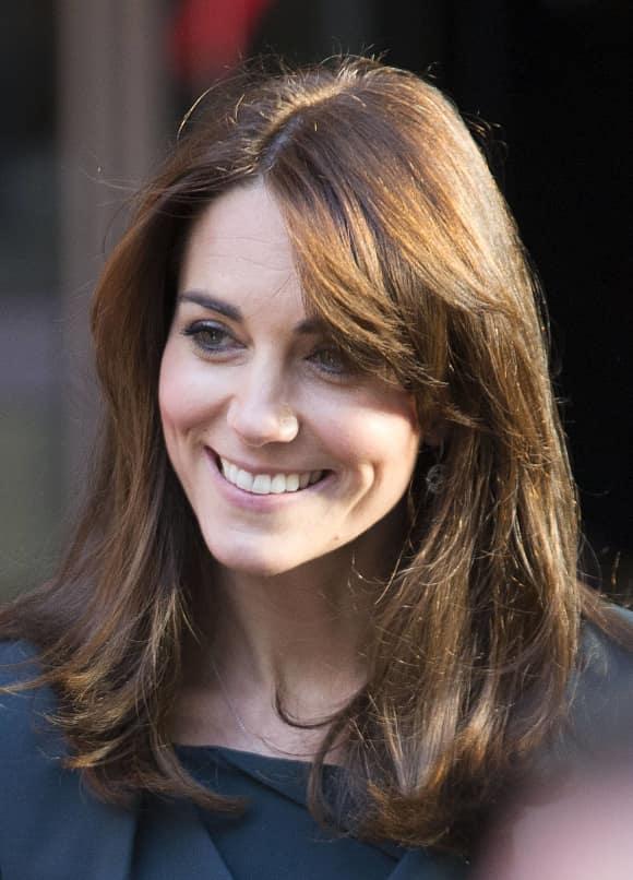 Kate Middleton neue Frisur