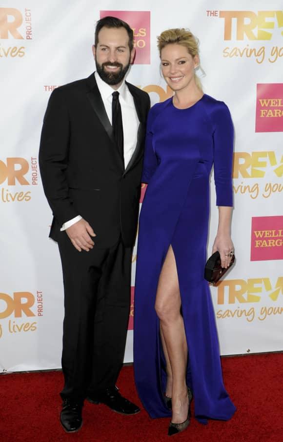 Katherine Heigl und Josh Kelley werden zum dritten Mal Eltern