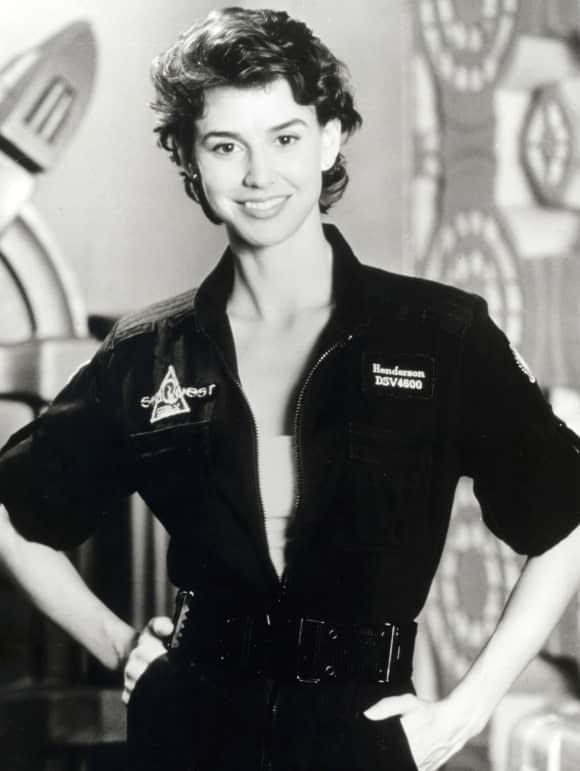 """Kathy Evison in """"SeaQuest DSV"""""""