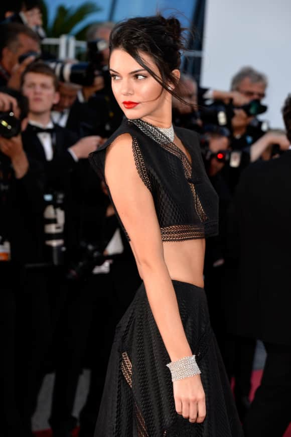 Kendall Jenner in Cannes 2015