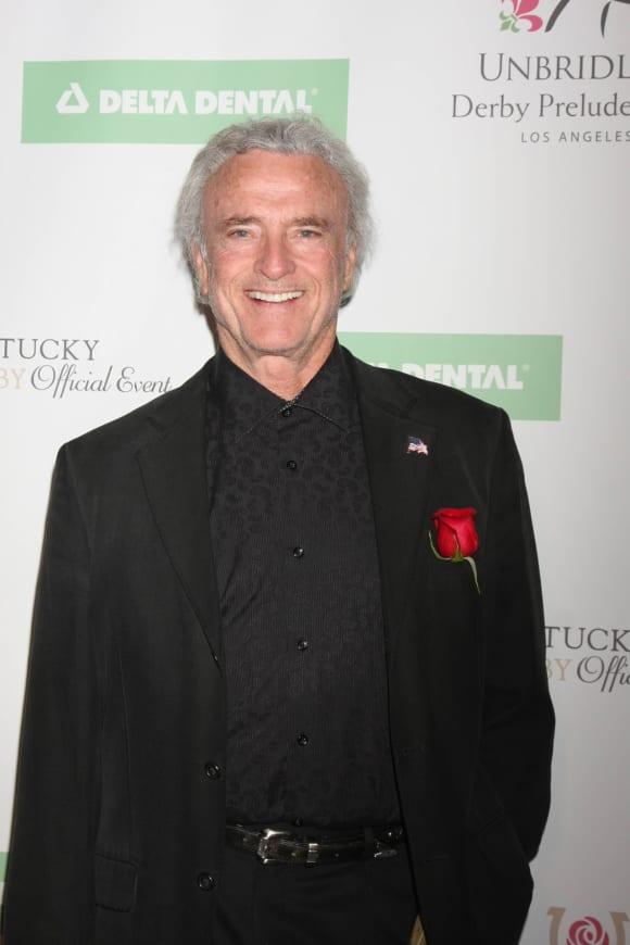 Kevin Dobson in London