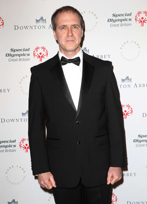 "Kevin Doyle played ""Joseph Moseley"" in ""Downton Abbey"""