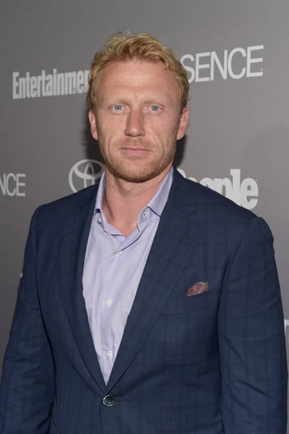 "Kevin McKidd starred in ""Grey's Anatomy"""