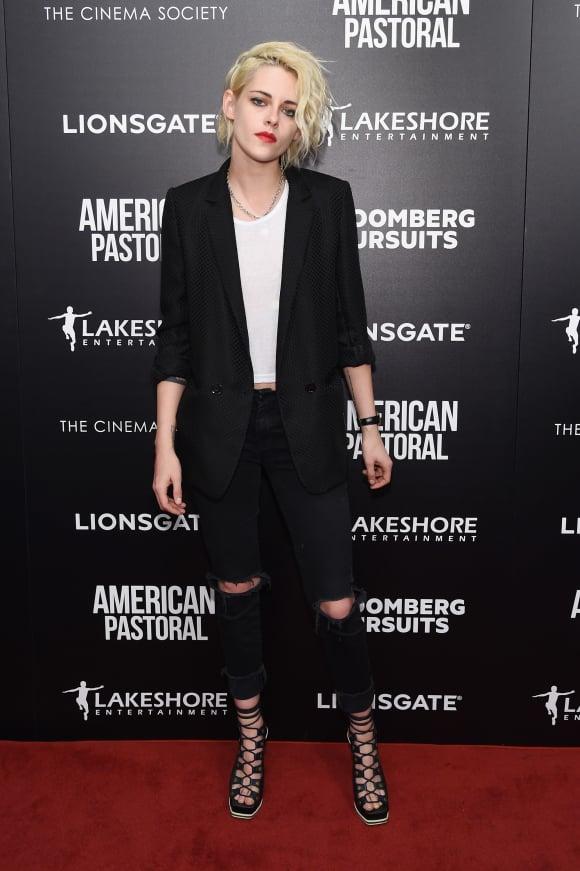 Kristen Stewart überzeugt mit ihrem Outfit