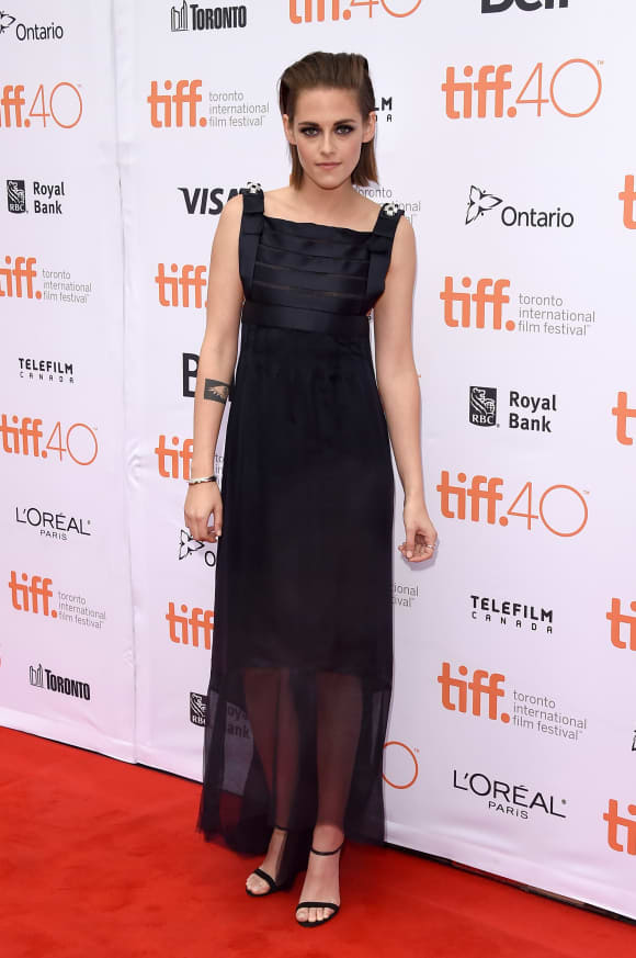 Kristen Stewart, Filmfestival Toronto, Sleek Look, Equals