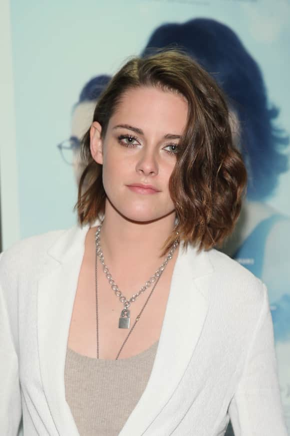 "Kristen Stewart beim ""Clouds of Sils Maria""-Screening in New York im Januar 2016"