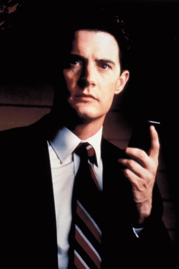 "Kyle MacLachlan played ""Dale Cooper"" in ""Twin Peaks"""