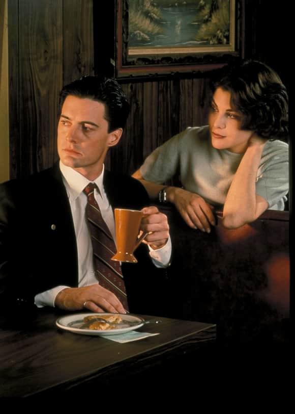 """Sherilyn Fenn played """"Audrey Horne"""" in """"Twin Peaks"""""""