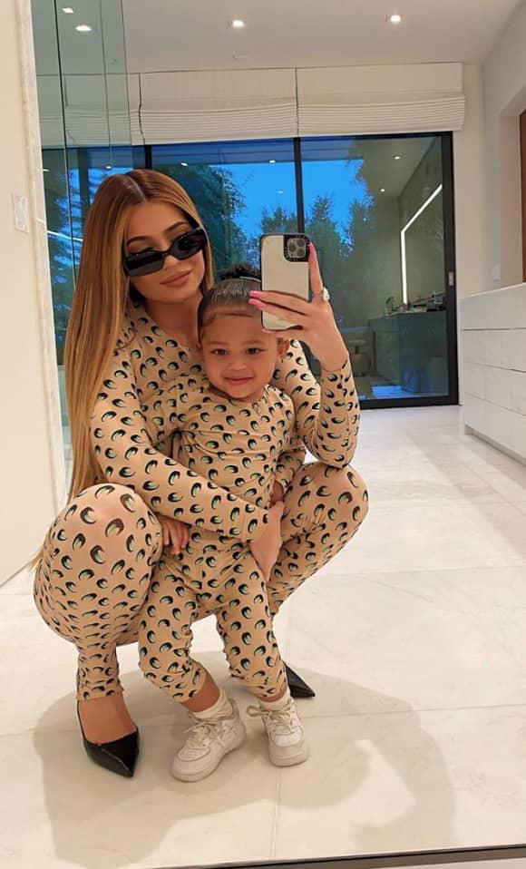 Kylie Jenner Kind