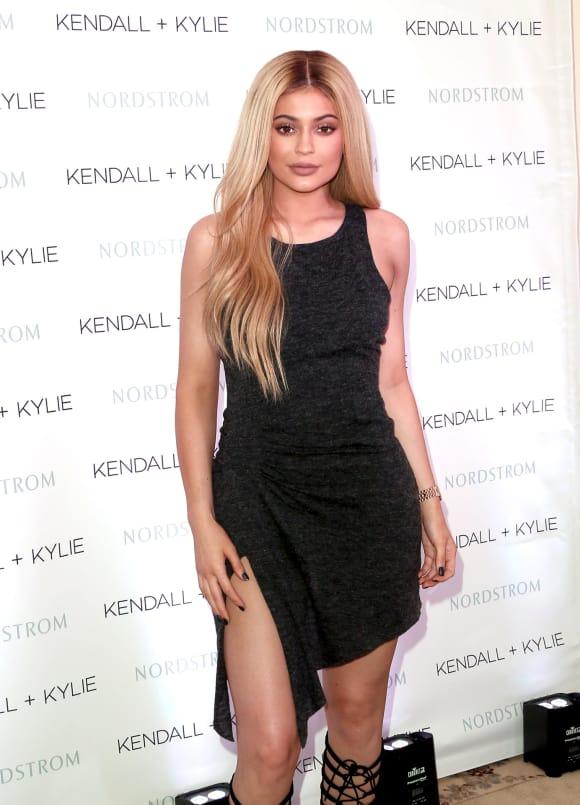 Kylie Jenner bei einem Nordstorm-Event