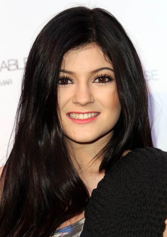 Kylie Jenner beim Parfum-Launch ihrer Schwester Khloé Kardashian