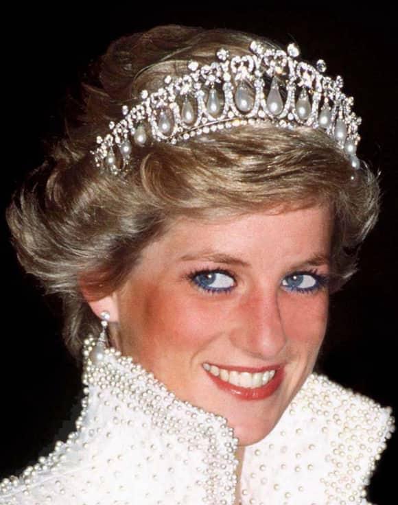 Lady Diana Tiara