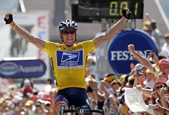 Lance Armstrong hatte Hodenkrebs