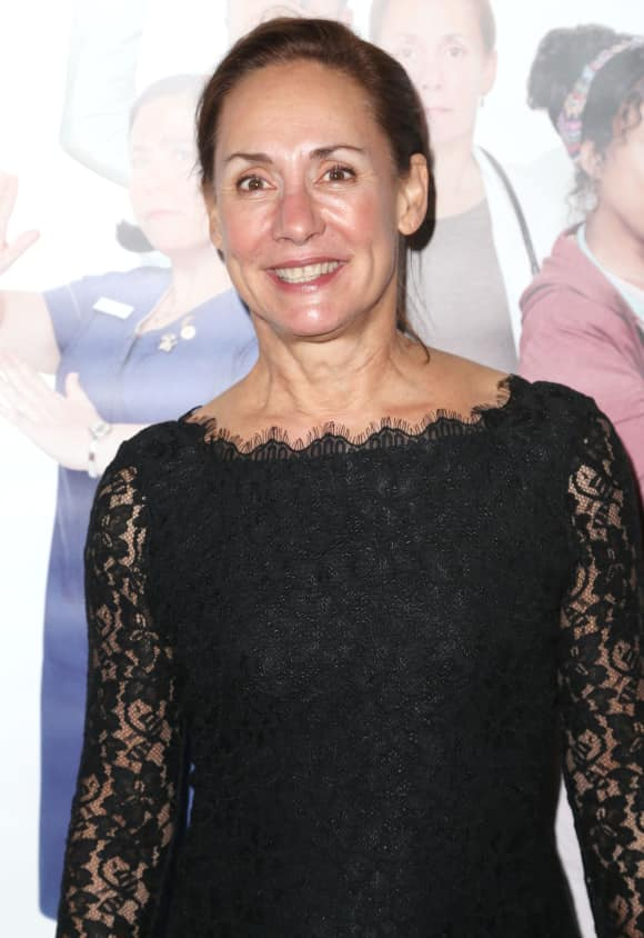 "Laurie Metcalf plays ""Sheldon Cooper's"" mother"