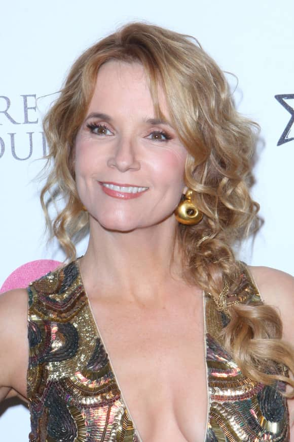 """Back To The Future"" star Lea Thompson today"