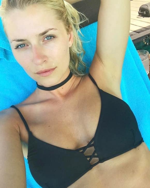 Lena Gercke ungeschminkt