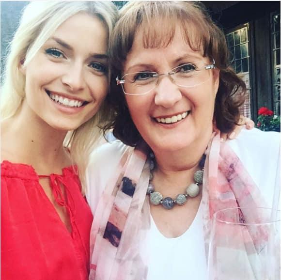 Lena Gercke feierte den Geburtstag ihrer Mutter Elvira