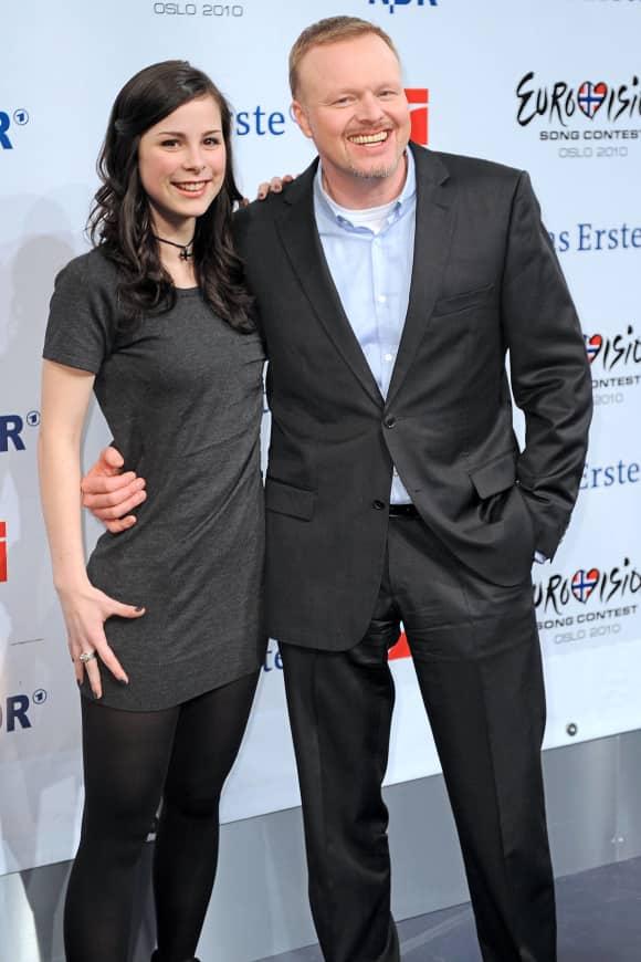 ESC 2010: Lena Meyer-Landrut und Stefan Raab