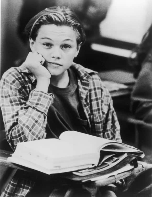 "Leonardo DiCaprio starred in ""Growing Pains"" in 1991"