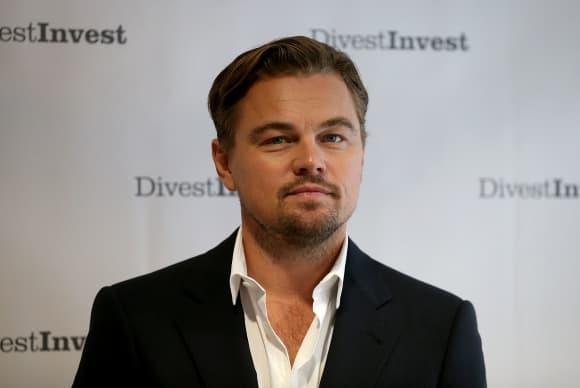 Leonardo DiCaprio kurze Haare
