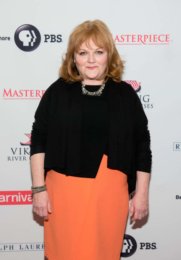 "Lesley Nicol played ""Beryl Patmore"" in ""Downton Abbey"""