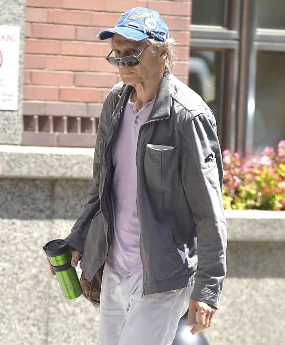 Liam Neeson back in 2015