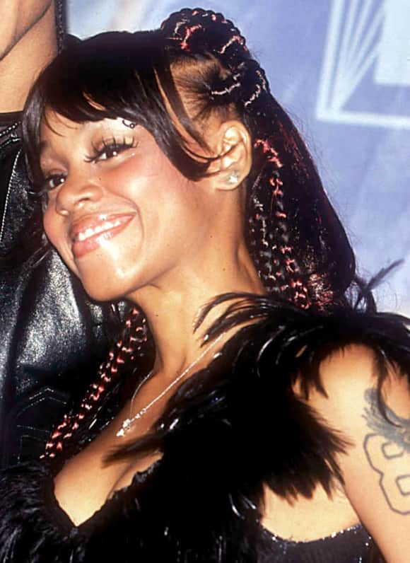 "Lisa ""Left Eye"" Lopes died in a car accident"