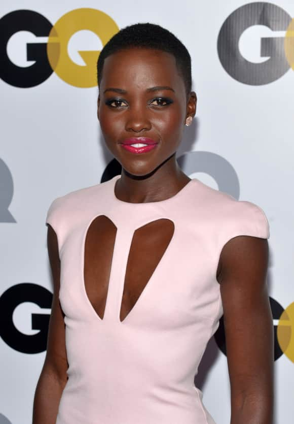 Lupita Nyong'o bei der GQ Men of the Year Party