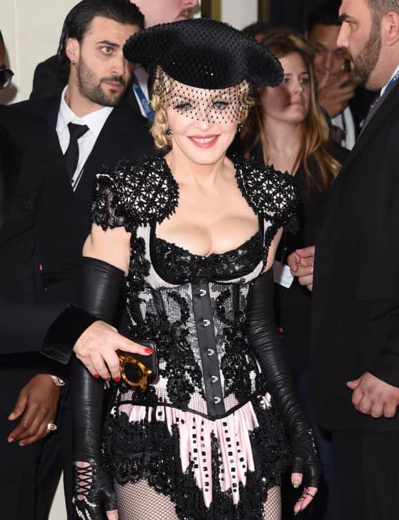 Madonna bei den Grammys 2015