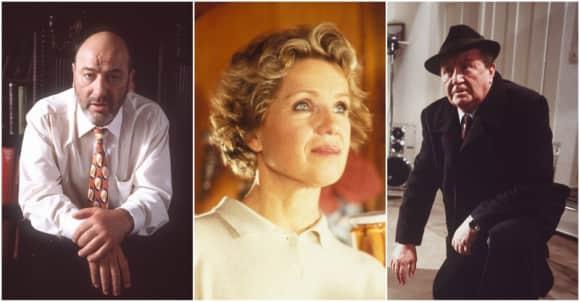 Manfred Krug, Witta Pohl und Siegfried Lowitz spielten in deutschen Kult-Serien mit