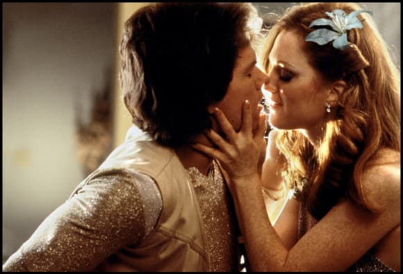 """Mark Wahlberg and Julianne Moore from """"Boogie Nights"""""""