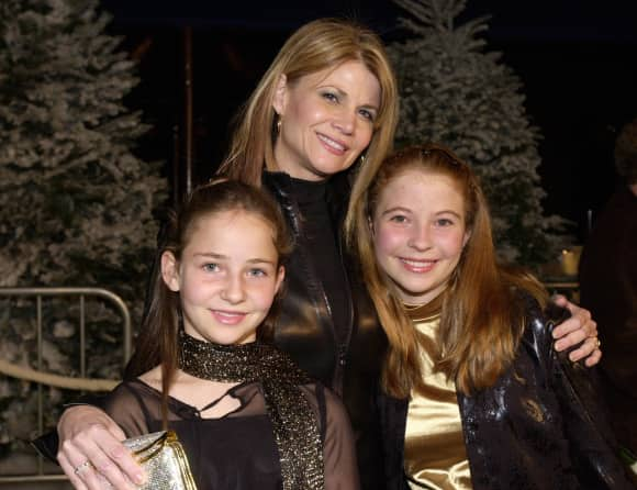 Markie Post and her daughters