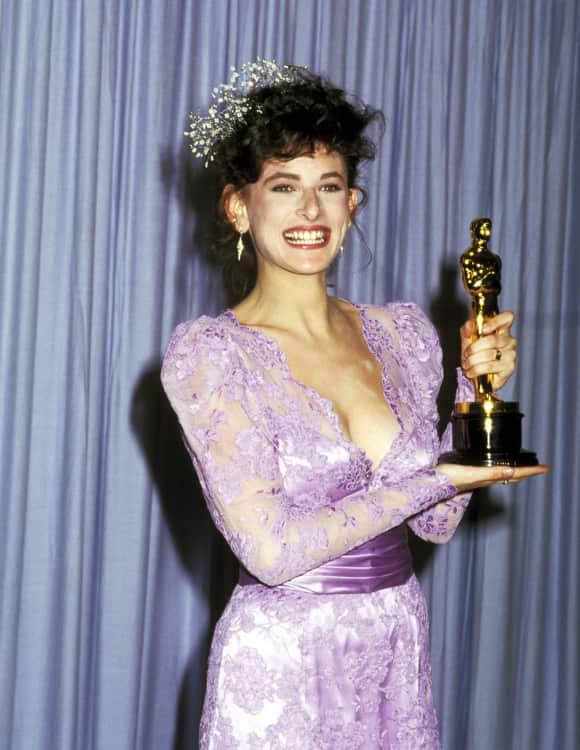 """Marlee Matlin won an Oscar for """"Children Lesser Than God"""""""