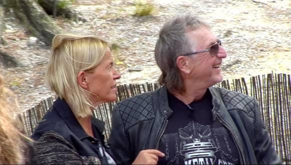 """Martin Semmelrogge und Sonja Semmelrogge bei der RTL-Sendung """"Das Sommerhaus der Stars"""""""