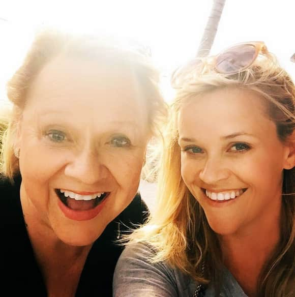 Mary Elisabeth and Reese Witherspoon