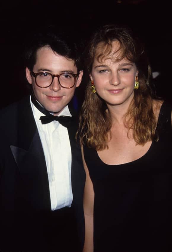 """Auch Matthew Broderick und Helen Hunt verliebten sich einst am Set von """"Project X"""""""