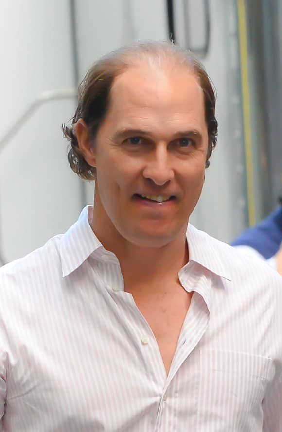 "Matthew McConaughey in ""Gold"""