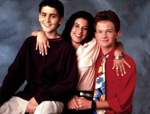 Max Casella, Lisa Dean Ryan and Neil Patrick Harris