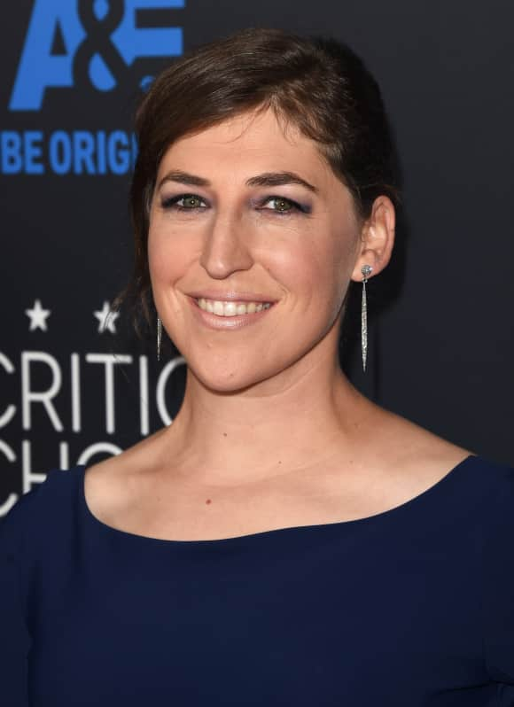 "Mayim Bialik alias ""Amy"" in TBBT"