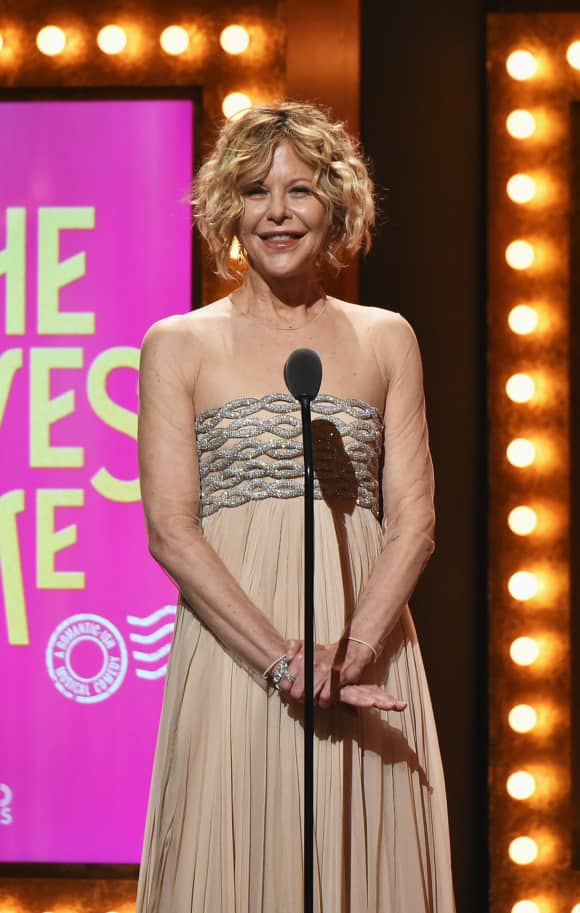 Meg Ryan at the Tony Awards 2016