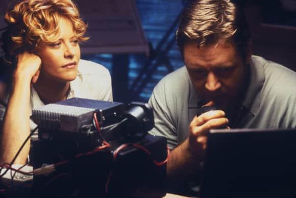 Meg Ryan starred alongside Russel Crowe in the movie Proof Of Life