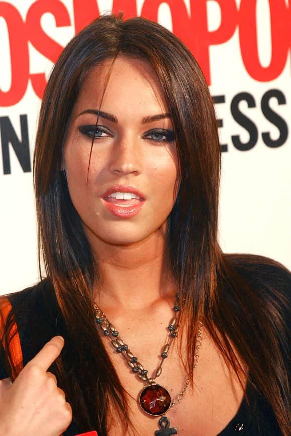 Megan Fox im Jahr 2005