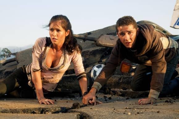 Transformers Megan Fox Shia LaBeouf